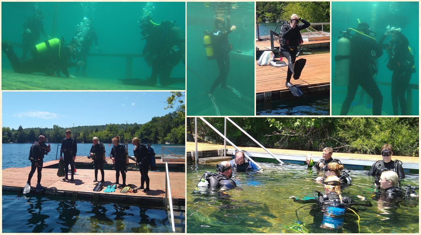 Learn to Dive: Open Water Scuba Certification